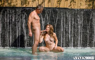 Ashley Lane, Mick Blue – Noch einmal (Vixen)